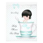 Taza de té del bebé del trullo del muchacho de la  comunicado personal