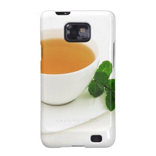 Taza de té galaxy s2 carcasa