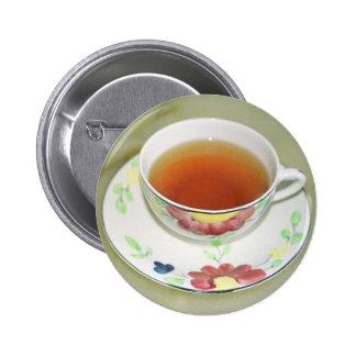 Taza de té pin redondo 5 cm