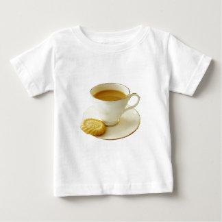 Taza de té playera para bebé