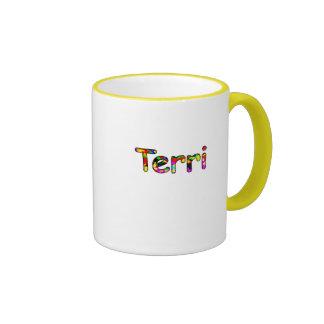 Taza de Terri