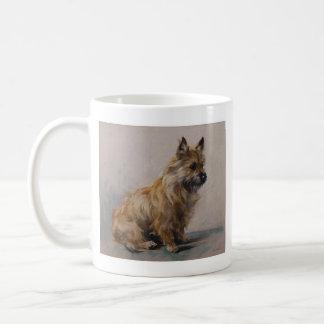 Taza de Terrier de mojón
