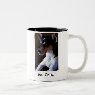 Taza de Terrier de rata 2