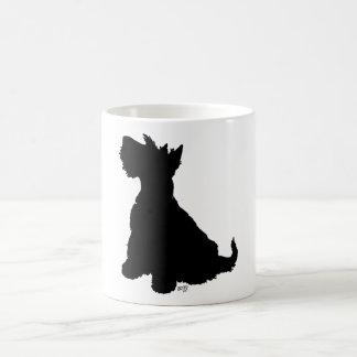 Taza de Terrier del escocés