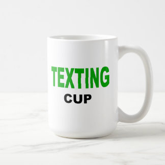 Taza de Texting