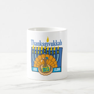 Taza de Thanksgivukkah