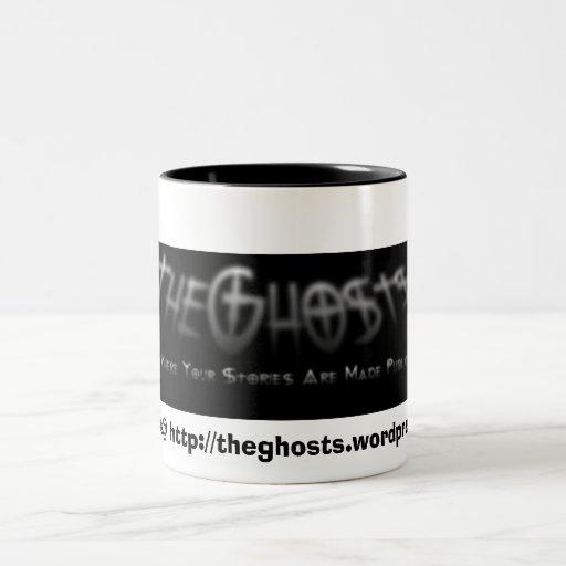Taza de TheGhosts