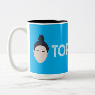 Taza de TopKnotch
