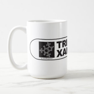 Taza de Trimethylxanthine (cafeína)
