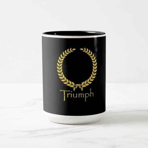 Taza de Triumph