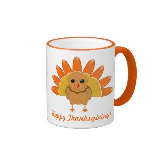 Taza de Turquía de la acción de gracias
