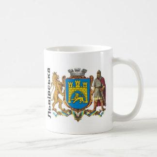 Taza de Ucrania en ukrainain