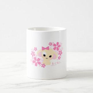 taza de Usagi-chan Sakura del sugarparade