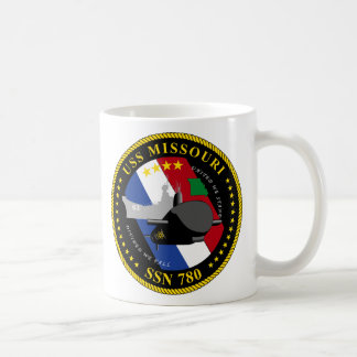 Taza de USS Missouri