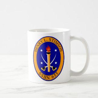 Taza de USS Stimson