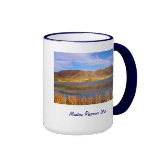 Taza de Utah del depósito de Mantua