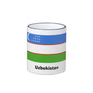 Taza de Uzbekistán