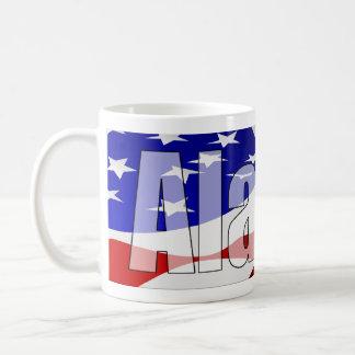 Taza de Ver 2 del orgullo de Alaska