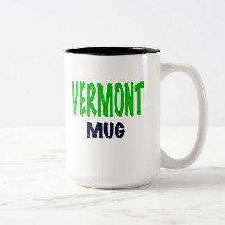 TAZA de VERMONT, regalos divertidos de Vermont
