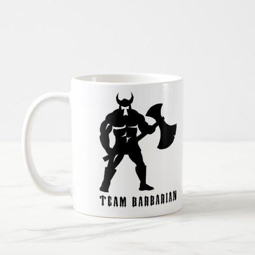 Taza de Viking