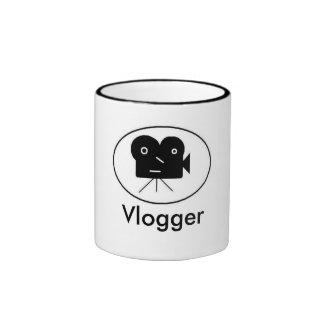 Taza de Vlogger del artista canadiense NastyGame