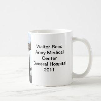 Taza de Walter Reed Commerative 2011