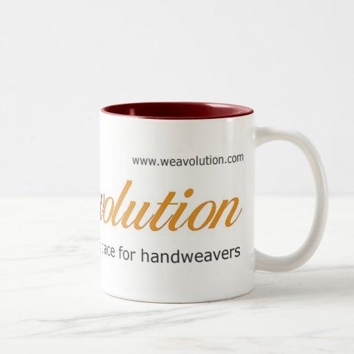 Taza de Weavolution