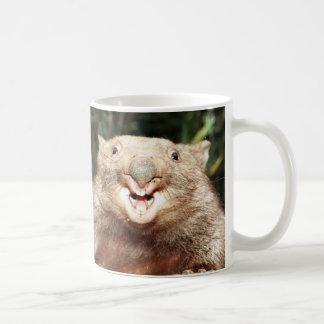 Taza de Wombat