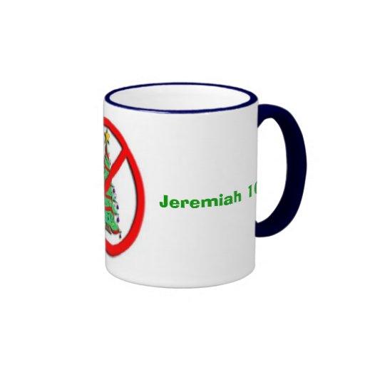 Taza de YahSpace Jeremiah 10