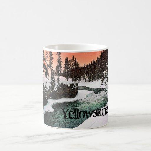 Taza de Yellowstone