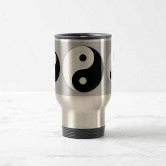 Taza de Yin Yang