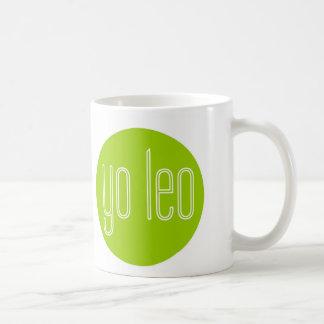Taza de Yo Leo