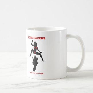 Taza de ZOMBEAVERS