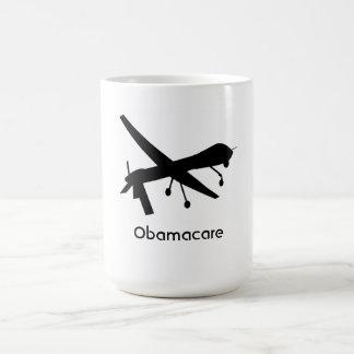"""Taza del abejón de """"Obamacare"""""""