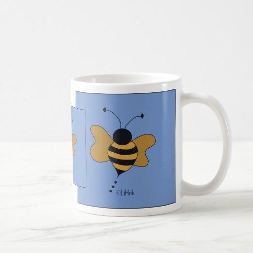 Taza del abejorro