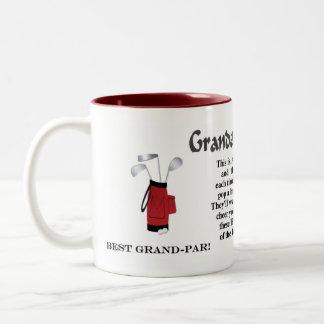 Taza del abrazo del Grandad
