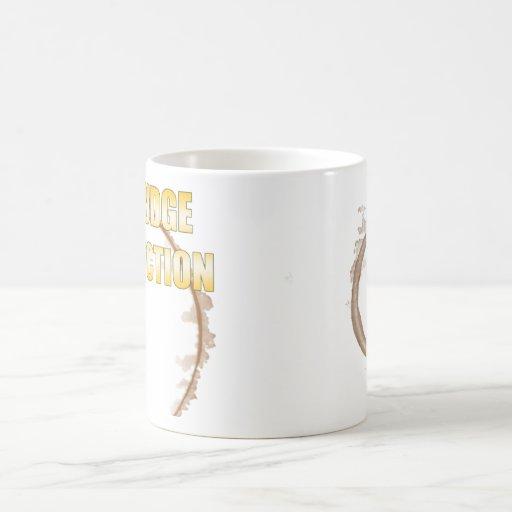 Taza del adicto al café