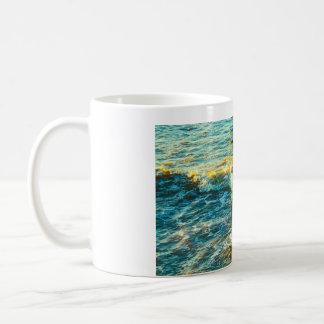 Taza del aerosol de mar