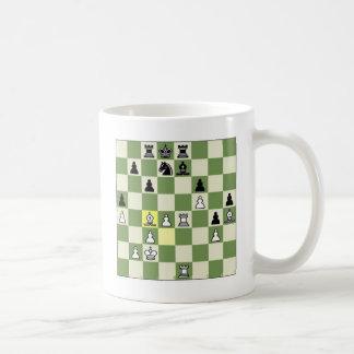 Taza del ajedrez