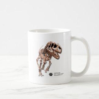 Taza del Allosaurus