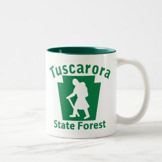 Taza del alza del Tuscarora SF (femenina) -