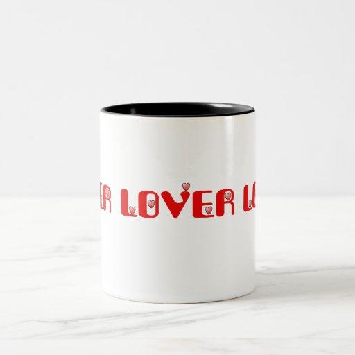 Taza del amante