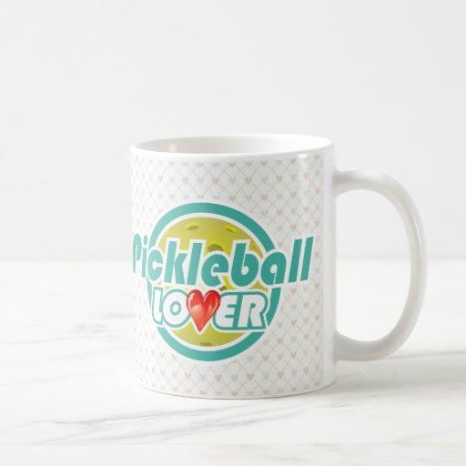 Taza del amante 2B de Pickleball