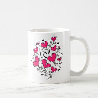 """""""taza del amor taza clásica"""