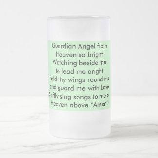 Taza del ángel de guarda