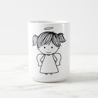 Taza del ángel de Lil