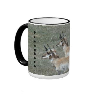 Taza del antílope de A0027 Pronghorn