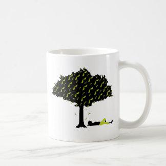 Taza del árbol de la nariz de Polly