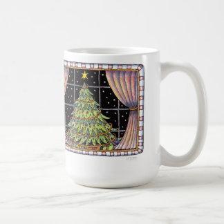 Taza del árbol de navidad de Margaret Scott