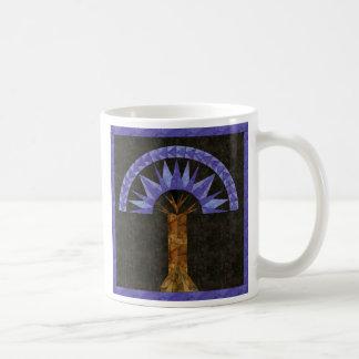 Taza del árbol del té